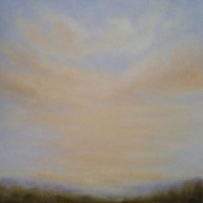 Title: Morning on the Marsh , Size: 36x48 inches , Medium: Oil on Canvas