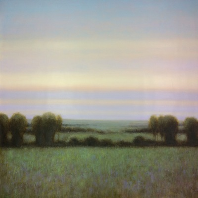 Title: Daybreak , Size: 36x48 inches , Medium: Oil on Canvas