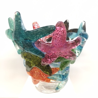 JOHN GIBBONS - Starfish Cluster - Glass