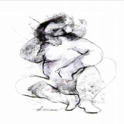 HESSAM ABRISHAMI - Sketch E30 - Ink on Paper - 8x6 inches