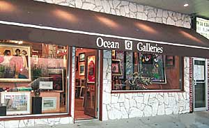 Ocean Gallery in Stone Harbor