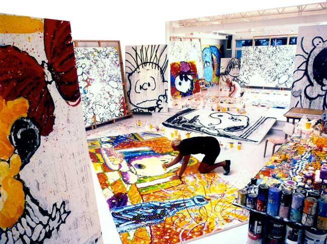 Peanuts artwork, Peanuts prints, Snoopy art