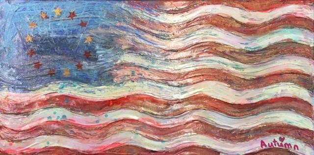 Healing Flag
