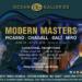 Ocean Galleries Welcomes Modern Masters Exhibit