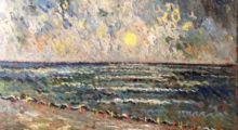 Master Impressionist, Samir Sammoun, To Exhibit At Ocean Galleries Memorial Day Weekend