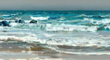 Josef Kote Brings New Collection of Art to Ocean Galleries